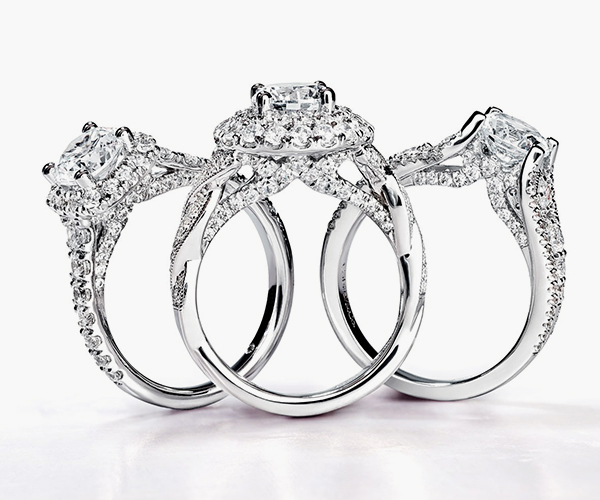 Design Your Own Engagement Ring  Couchs Jewelers Anniston, AL